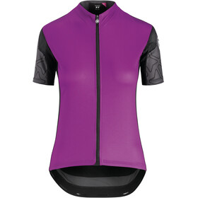 assos XC Bike Jersey Shortsleeve Women purple